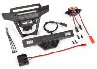 Traxxas – LED Lights Front & Rear Bumper Complete for Hoss 4×4