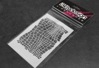 Bittydesign – Vinyl stencil 'Snake'