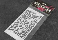 Bittydesign – Vinyl stencil 'Zebra'