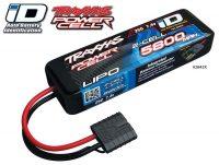Traxxas – Li-Po Battery 2S 7,4V 5800mAh 25C iD-connector