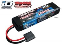 Traxxas – Li-Po Battery 2S 7,4V 7600mAh 25C iD-connector