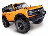 TRAXXAS TRX4 – Ford Bronco 2021 Scale & Trail Crawler – ORANGE