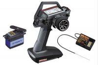 SANWA – MT-4S Telemetry System 2,4GHZ – including receiver RX-472 & Servo ERS-962