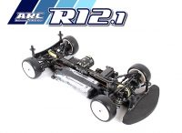 ARC – R12.1 Touring Competition Car Carbon Chassis 1:10